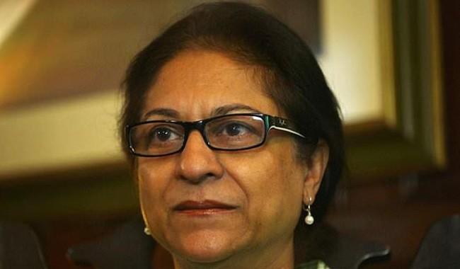 Pakistani rights activist Asma Jahangir dies at 66