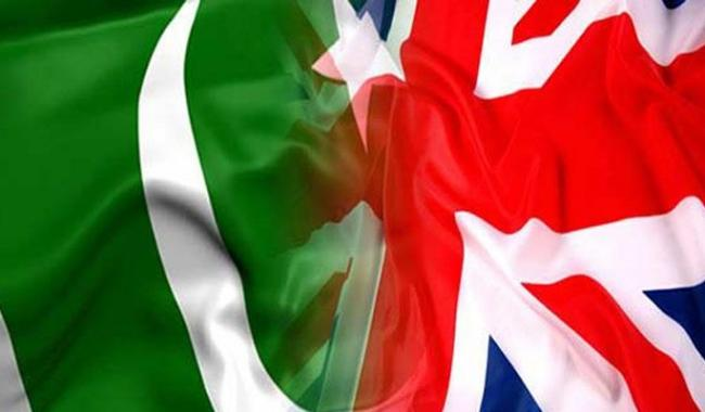 UK eyes key role in Pakistan's development