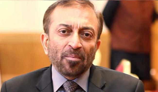 Bahadurabad group acting on Musharraf's 'minus-two' formula, claims Sattar