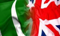 UK eyes key role in Pakistan's development