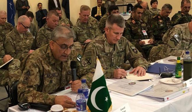 Kabul defence conference: Regions prosper together, says COAS