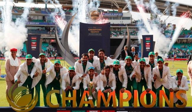 PCB eyeing next edition of Champions Trophy?