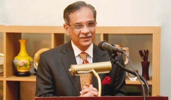 Can a thief preside over party: CJP