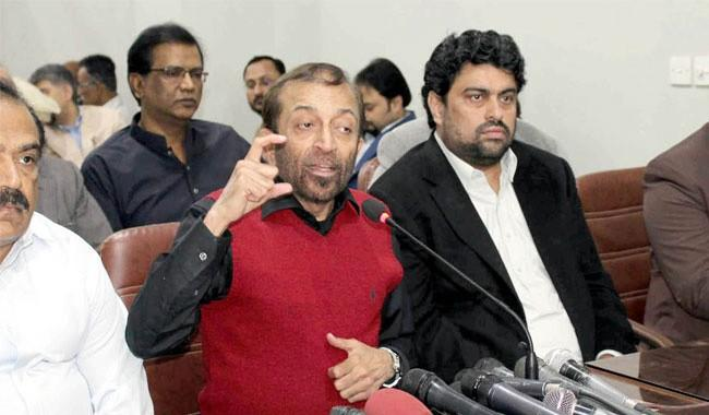 Intra-party election of Sattar's MQM held in PIB Colony