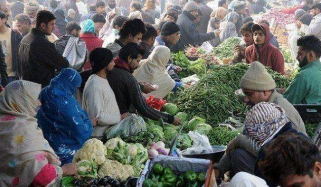 Overcharging, various items missing in Sunday bazaars