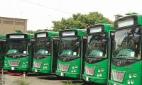 New public buses will begin operating in Karachi before March 15: minister