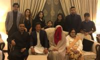 Geo, The News, Jang report proves true: Imran, 66, confirms third marriage
