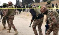 Two suicide bombers killed in Bajaur