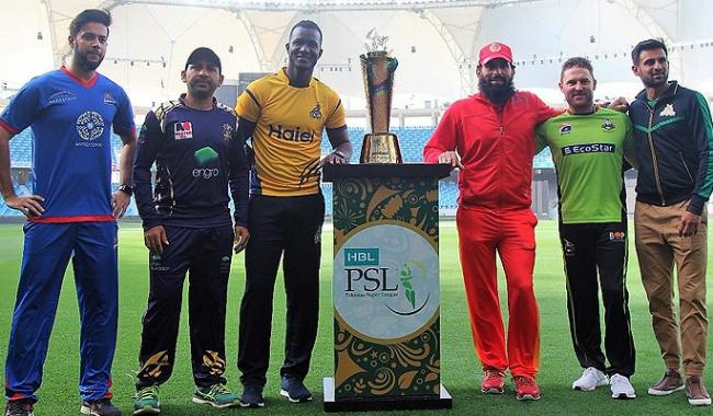 Excitement in the air as PSL trophy unveiled
