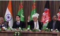 Leaders launch start of Afghan section of TAPI gas pipeline