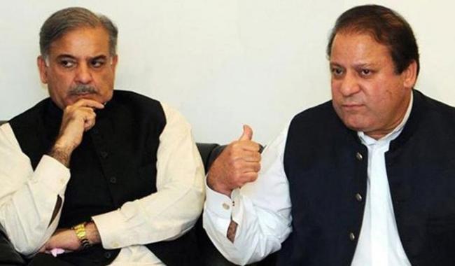 Shahbaz to be N-League interim president: Nawaz meets Punjab CM at Jati Umra