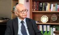 SM Zafar说,SC根据弱论证对Nawaz判决