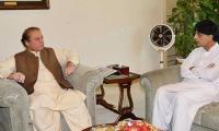 Has Nawaz parted ways with Nisar?