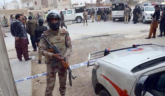 4 paramilitary soldiers killed in Blast in Quetta