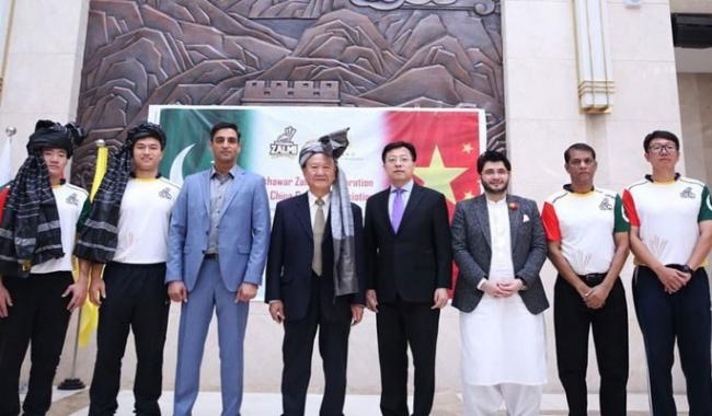 Chinese players join Peshawar Zalmi