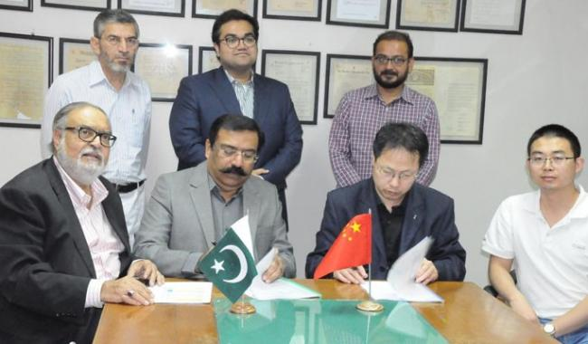 Matco Foods, Chinese firm sign deal