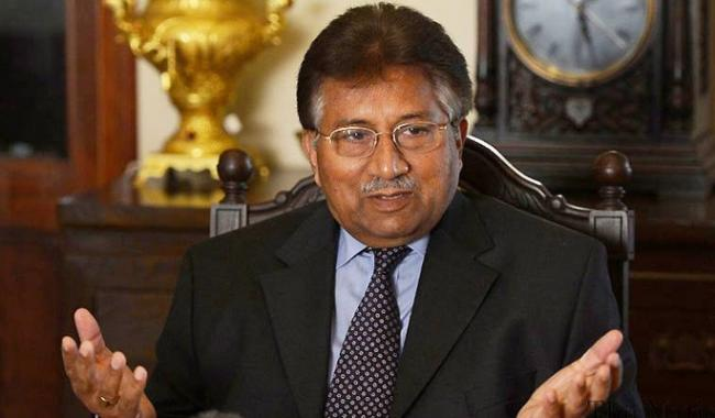'NAB to proceed against Musharraf'