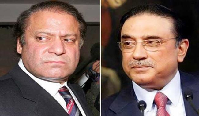 Nawaz pre-empts Zardari by suggesting Rabbani as Senate chief