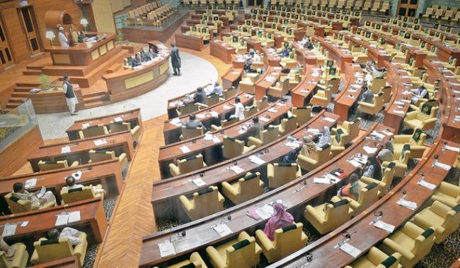 PA calls upon Sindh govt to take more steps for women's development