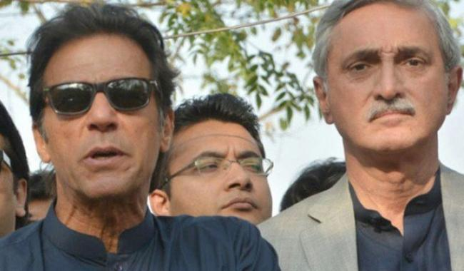 Imran hints at referring PTI members' horse-trading case to NAB