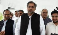 Abbasi to leave for private US visit on 14th