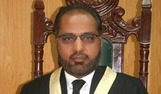 IHC's Justice Shaukat Siddiqui replies to SJC show-cause notice