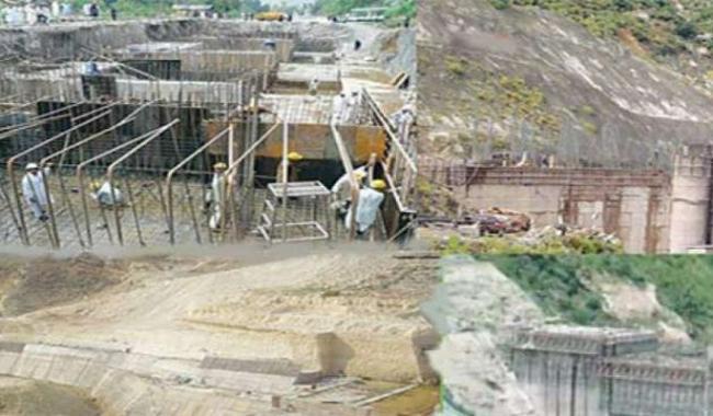 Suki Kinari hydropower project: Landowners halt work on dam in Rajwal area