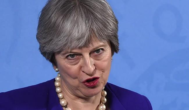 May readies response over 'spy poisoning'Russia warns Britain