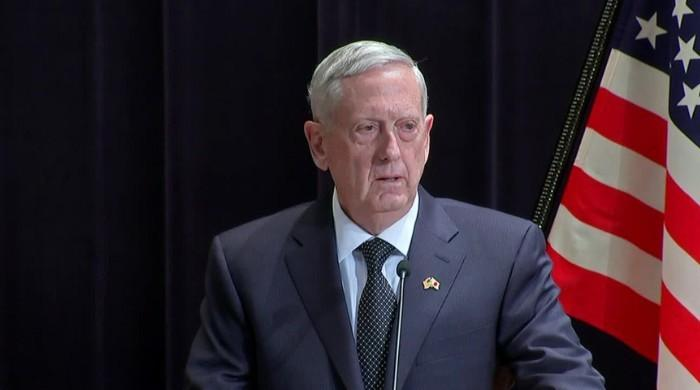 Pak Army operations helping right now, says Mattis