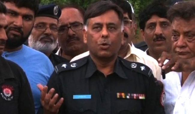 Guns found on slain Naqeeb, others belong to Anwar's team, ATC told