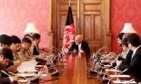 Ashraf Ghani invites Abbasi to visit Kabul
