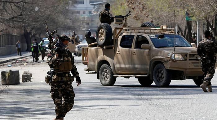Suicide bomber kills over 30 near shrine in Kabul
