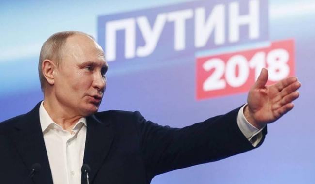Trump defends call congratulating Putin