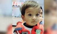 Family of ailing one-year-old awaits Indian medical visas