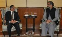 PM calls on CJP