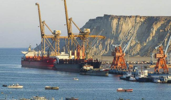 'CPEC flagship project of OBOR'