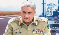 COAS confirms death to 10 terrorists