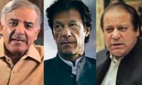 Nawaz, Shahbaz and Imran under TTP threat