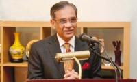 Allah aside, no one can block or off-air Geo unlawfully: CJP