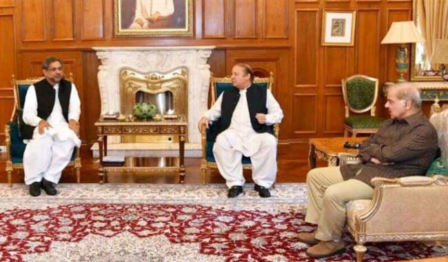 Panama Cases brought about chaos in Pakistan: Nawaz Sharif