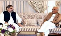PM, opposition leader discuss caretaker set-up
