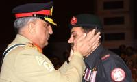 Some people are bent on hurting Pakistan's integrity: Gen Bajwa