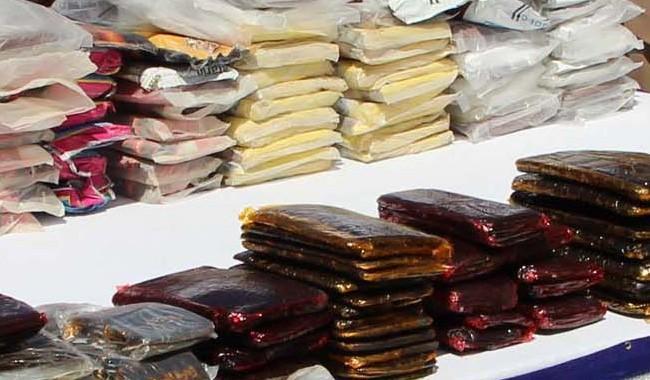 Hashish worth Rs1 billion seized from boat