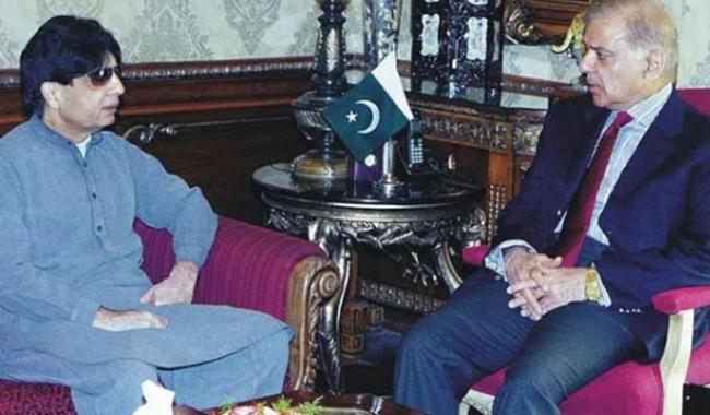 Shahbaz holds another meeting with Nisar