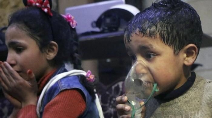 Chemical probe to begin in Syria