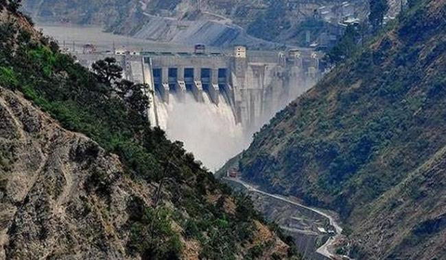 Pakistan says WB helped India complete Kishenganga project