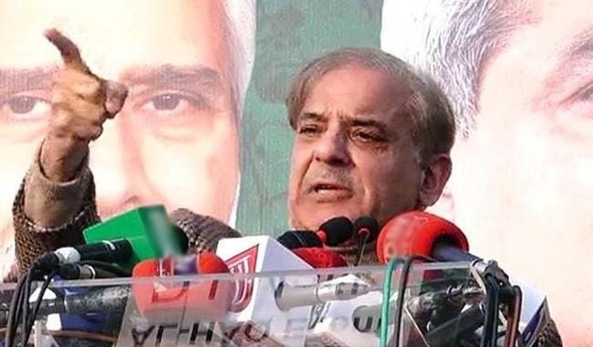 Those who destroyed KP, Sindh will hide their faces in polls: Shahbaz