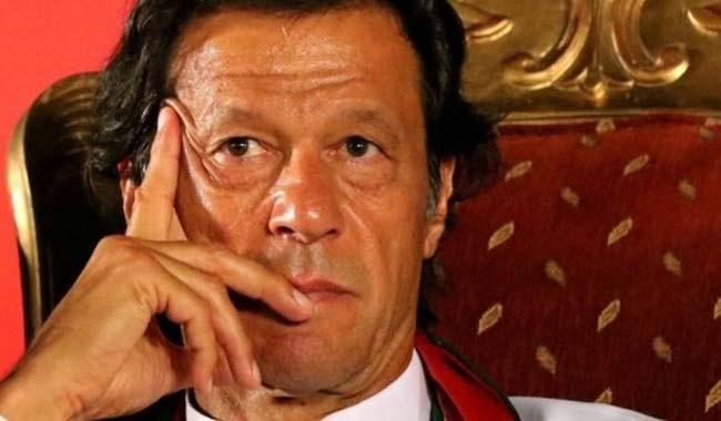 Imran relying too much on fair-weather friends