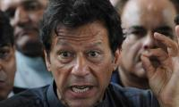 Army saved the nation: Imran