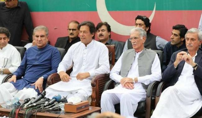 20 PTI MPAs turned out to be saleable commodity: Imran